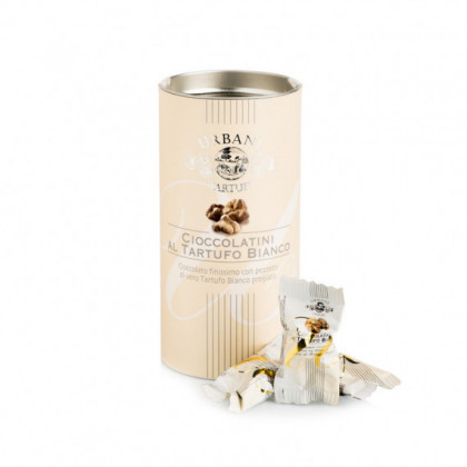 Truffes blanches - 75g