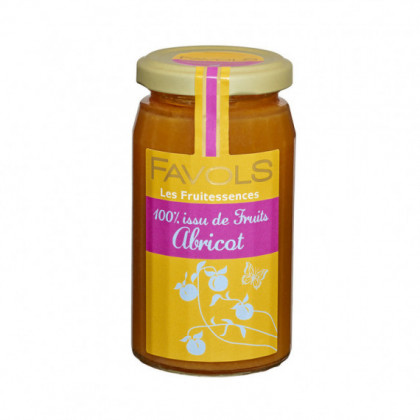 Specialite 100% Fruits Abricot 250g