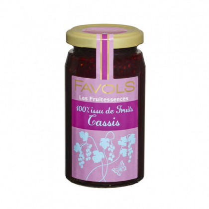 Specialite 100% Fruits Cassis 250g