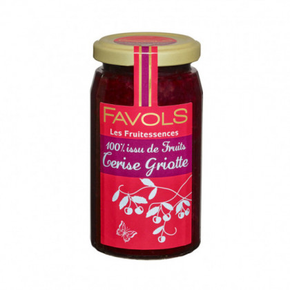 Specialite 100% Fruits Cerise Griotte 250g