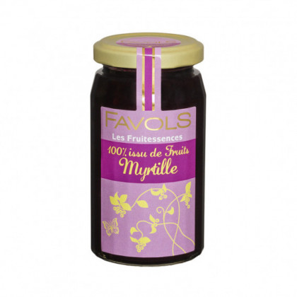 Specialite 100% Fruits Myrtille 250g